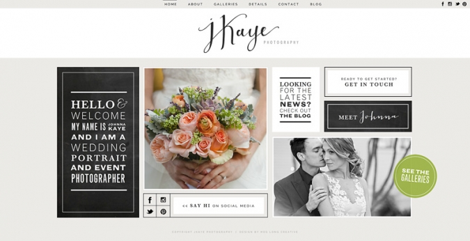 new website Frisco Photographer jKaye Photography